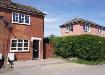 Thumbnail 2 bed end terrace house to rent in Studds Lane, Mile End, Colchester, Essex.