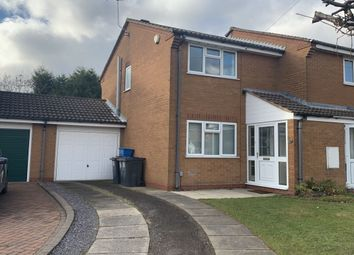 Thumbnail 2 bed semi-detached house to rent in Fellbrook Close, Stechford, Birmingham