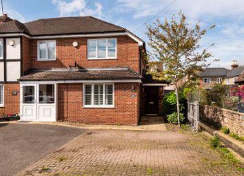 Croft Lane, Edenbridge TN8. 2 bed semi-detached house