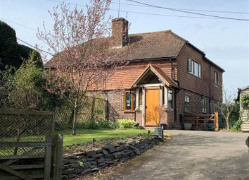 Thumbnail 3 bed semi-detached house for sale in Stone, Tenterden