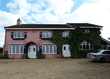 Thumbnail 7 bed detached house for sale in Station Road, Eastville, Boston