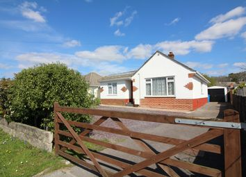 Thumbnail 3 bed detached bungalow for sale in Blandford Road, Upton, Poole