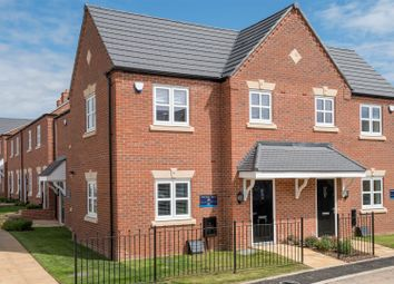 Thumbnail 1 bed mews house for sale in Hinckley Road, Stoke Golding, Nuneaton
