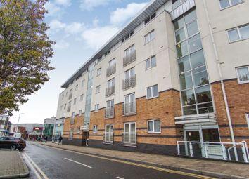 2 bed flat for sale in 34 Biggin Street, Loughborough LE11