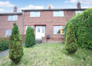 Thumbnail 3 bed terraced house for sale in Wreyfield Drive, Scarborough