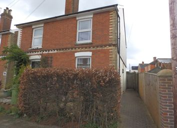 2 bed semi-detached house to rent in Springfield Road, Southborough, Tunbridge Wells TN4