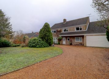 Thumbnail 5 bed detached house for sale in Shadwell Close, Weeting, Brandon