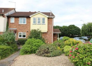 Thumbnail 2 bed end terrace house to rent in Sunnymead, Werrington, Peterborough