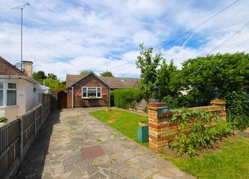 Thumbnail 2 bedroom semi-detached bungalow for sale in Runwell Road, Runwell, Wickford
