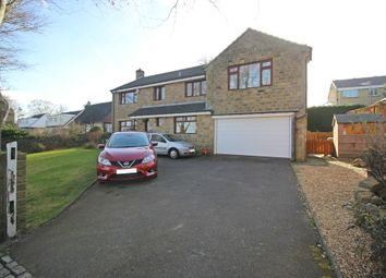 Thumbnail 5 bedroom detached house for sale in New Road, Holmfirth
