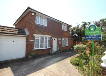 Thumbnail 3 bed detached house for sale in Beach Approach, Warden, Sheerness
