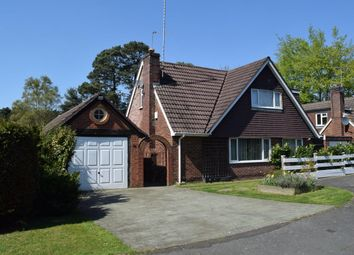 Thumbnail 4 bedroom detached house for sale in Tekels Way, Camberley