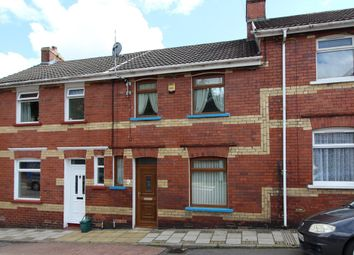 Thumbnail 3 bed terraced house to rent in Greenfield, Newbridge, Newport