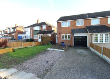 Thumbnail 3 bedroom semi-detached house for sale in Green Lane, Birchmoor, Tamworth