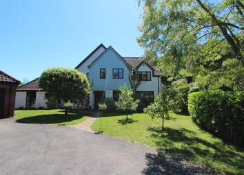 Thumbnail 5 bed detached house for sale in Sylvan Lane, Hamble, Southampton