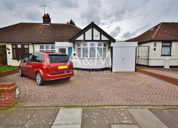 Thumbnail 3 bed semi-detached bungalow for sale in Ashley Avenue, Ilford