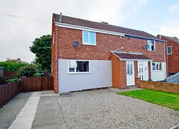 Thumbnail 2 bed semi-detached house to rent in Forster Avenue, Sherburn Village, Durham