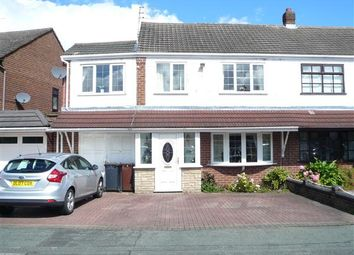 Thumbnail 4 bedroom semi-detached house for sale in Springhill Road, Wednesfield, Wednesfield