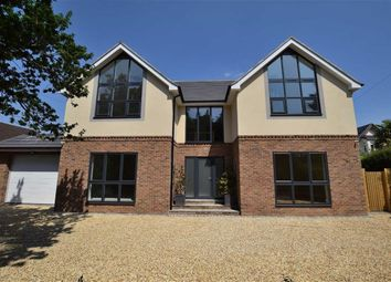Thumbnail 4 bed detached house for sale in Elphinstone Road, Highcliffe, Christchurch