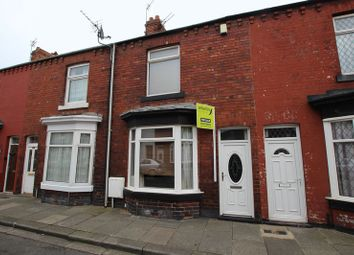 Thumbnail 2 bed terraced house for sale in Muriel Street, Redcar