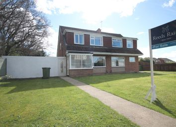 Thumbnail 3 bedroom semi-detached house for sale in Leith Walk, Thornaby, Stockton-On-Tees