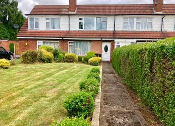 Thumbnail 3 bed terraced house for sale in Deer Park Road, Fazeley, Tamworth