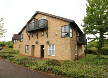 Thumbnail 1 bed flat for sale in Ramsthorn Grove, Walnut Tree, Milton Keynes