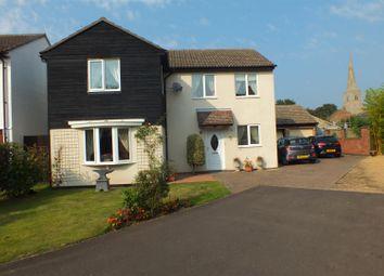 Thumbnail 4 bed detached house for sale in Bourdillon Close, Fenstanton, Huntingdon