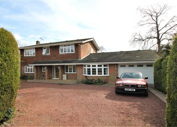 Thumbnail 4 bed detached house to rent in Old Farm Close, Knotty Green, Beaconsfield, Buckinghamshire