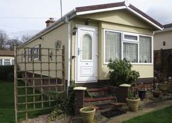 Thumbnail 2 bed mobile/park home for sale in Main Road, Meriden, Coventry