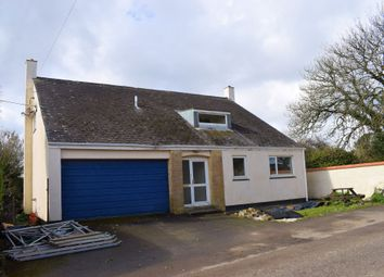 Thumbnail 4 bed detached bungalow for sale in St Martin, Helston