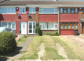 Thumbnail 3 bed terraced house to rent in Beaumont Drive, Gravesend