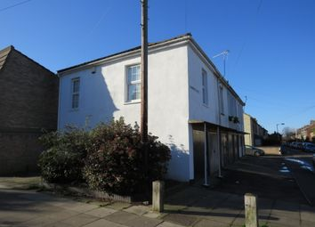 Thumbnail 1 bed terraced house for sale in Cambridge Street, Norwich