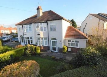 Thumbnail 4 bed semi-detached house to rent in Broadway East, Chester