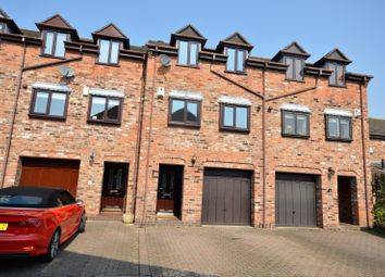 Thumbnail 3 bedroom town house to rent in Cyril Bell Close, Lymm