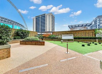 Thumbnail 1 bed flat for sale in Olympic Way, Wembley