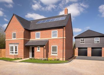 "Thumbnail 5 bed detached house for sale in ""Greenvale"" at Stansted Road, Elsenham, Bishop's Stortford"