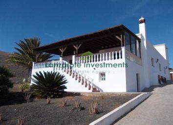 Thumbnail 4 bed villa for sale in La Asomada, Lanzarote, Canary Islands, Spain