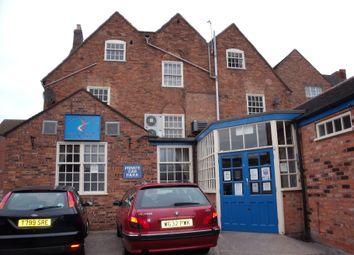 Thumbnail 3 bed flat to rent in Lichfield Street, Tamworth