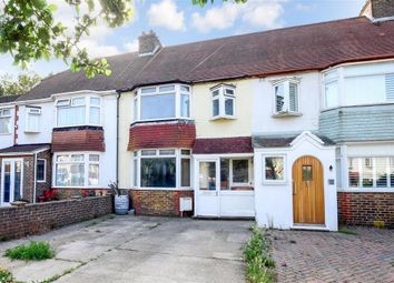 Thumbnail 3 bed terraced house for sale in Gardner Road, Portslade, Brighton, East Sussex