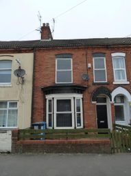 Thumbnail 3 bed terraced house to rent in Lambert Street, Hull