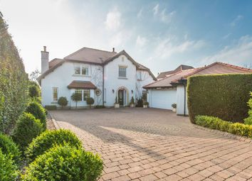Thumbnail 5 bed detached house for sale in Essex Road, Cramond, Edinburgh