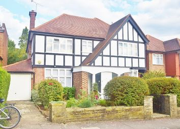 Thumbnail 5 bed detached house for sale in Park Way, Golders Green