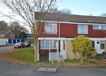 Thumbnail 3 bed end terrace house for sale in Langdale Gardens, Earley, Reading