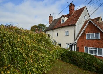 Thumbnail 2 bed terraced house for sale in Castle Hedingham, Halstead, Essex