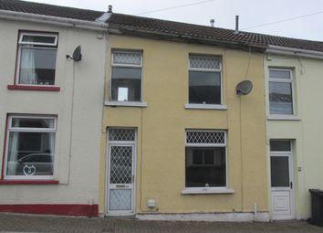 Thumbnail 3 bed terraced house for sale in Baden Terrace, Penyard, Merthyr Tydfil