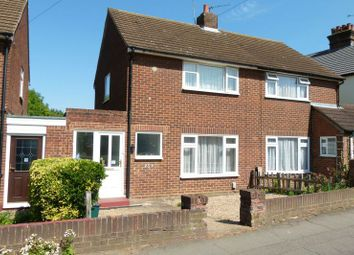 Thumbnail 2 bed semi-detached house for sale in Camp Road, St.Albans