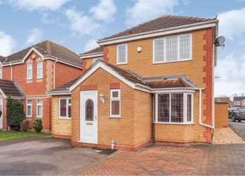 4 bed detached house for sale in Orchid Road, Lincoln LN5