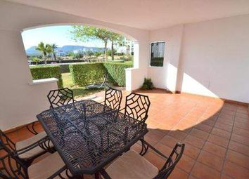 Thumbnail 2 bed apartment for sale in Hacienda Riquelme Golf Resort, Murcia Golf, Spain