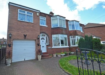 Thumbnail 4 bed semi-detached house for sale in Beechwood Grove, Horbury, Wakefield